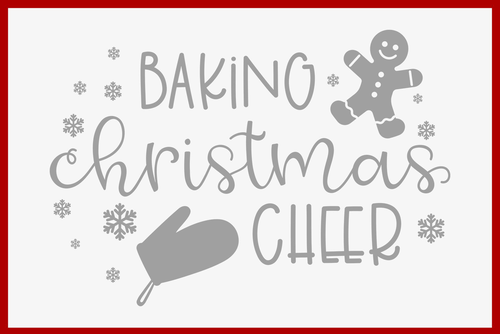 Christmas Pot Holder Bundle SVG - Vol.1 example image 7