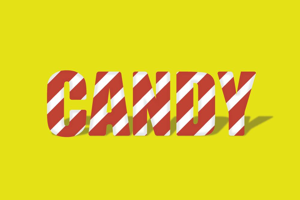 10 Retro Christmas Style for Adobe Illustrator example image 11