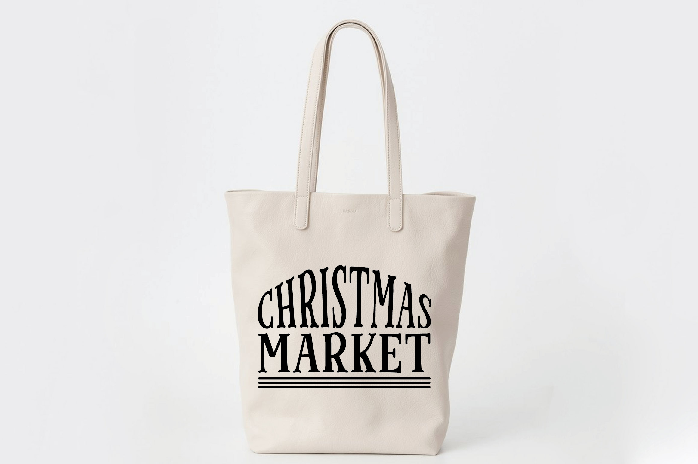 Christmas SVG Cut File - Christmas Market SVG DXF PNG EPS example image 8