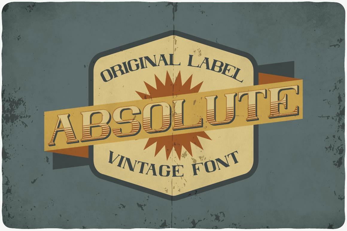 Vintage Fonts Bundle example image 21