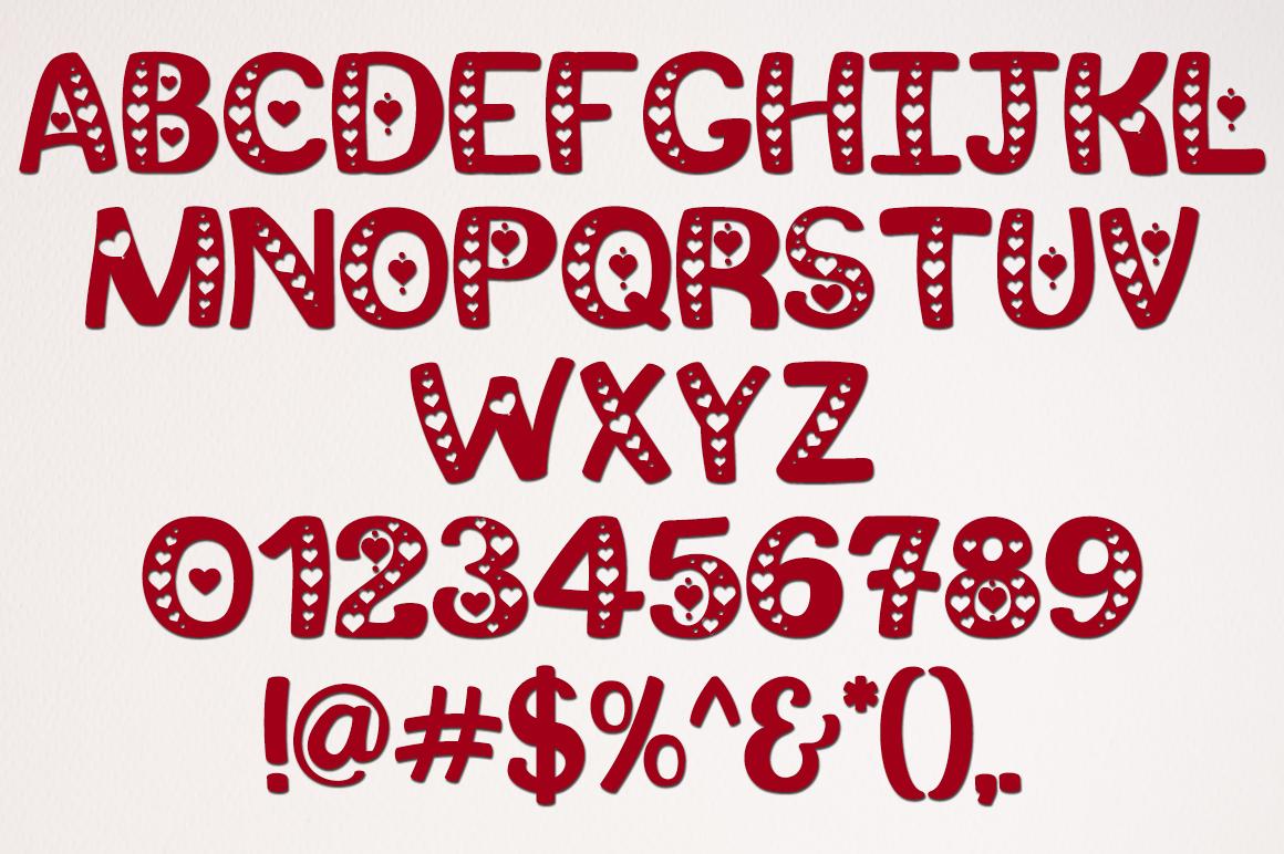 The Crafter's Font Bundle - 12 Font Families & Bonus Extras example image 14