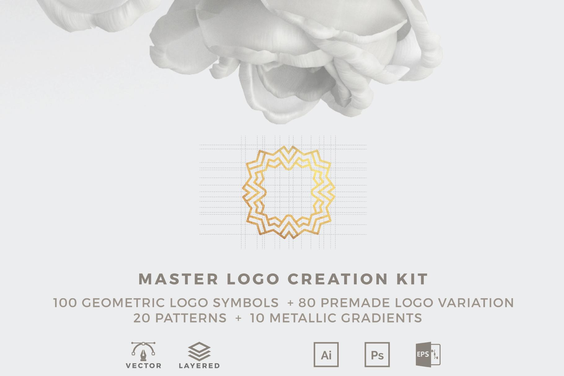 Logo Ultra Bundle - Massive professional logo collection example image 17