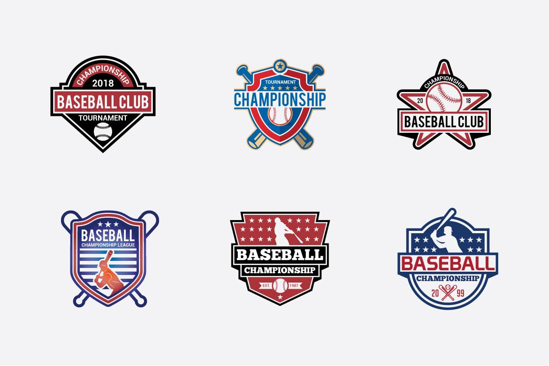 66 SPORTS Logo Templates BUNDLE example image 11
