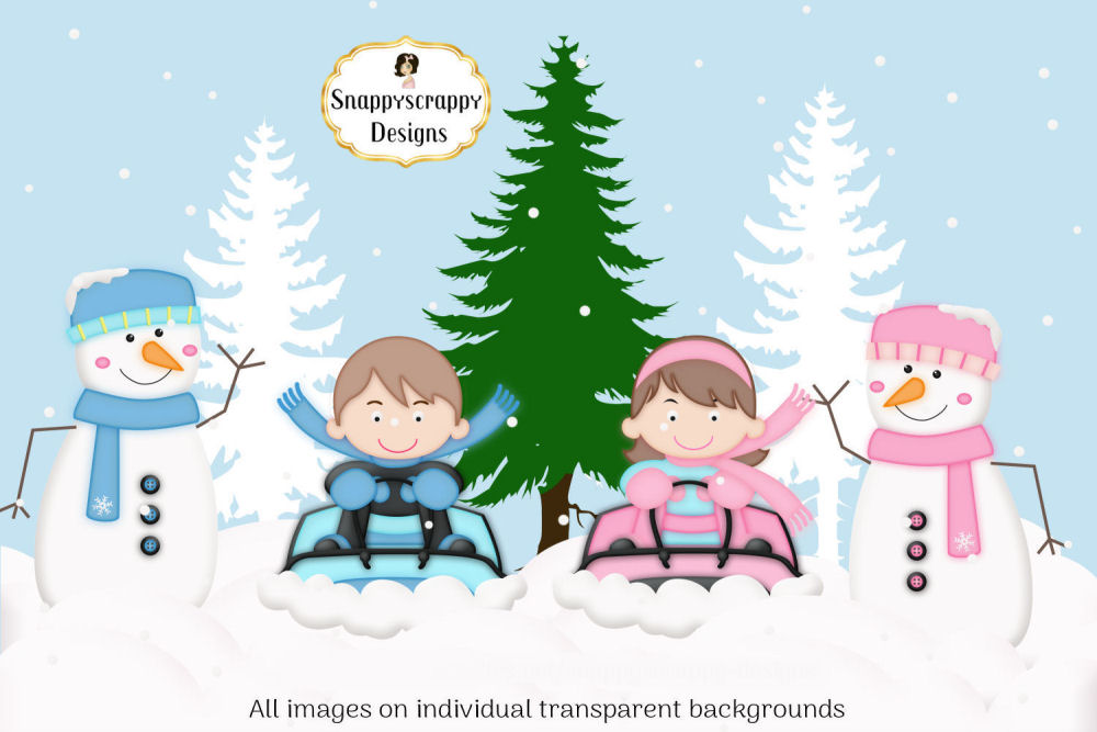 Christmas Clipart example image 4