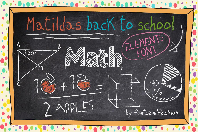Matildas Back to School example image 2