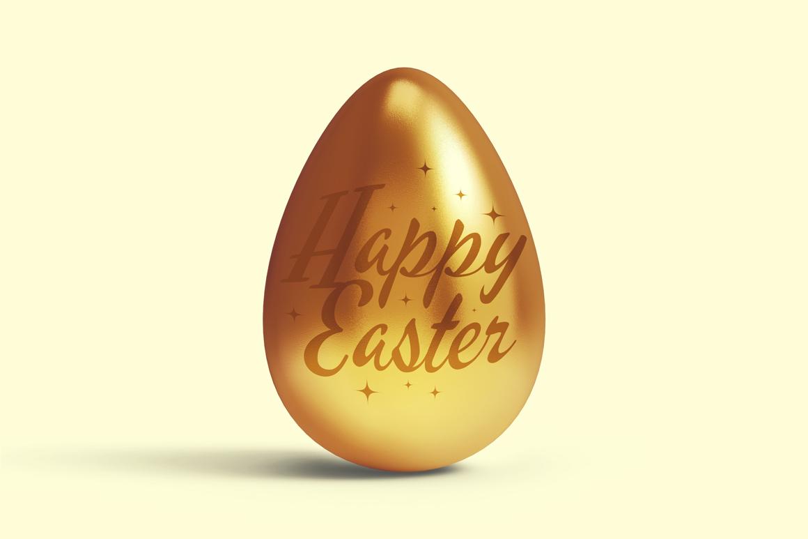 Easter Egg Mockups and Images example image 14