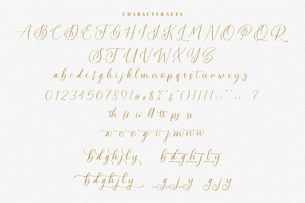 Swadery - Luxury Font example image 5