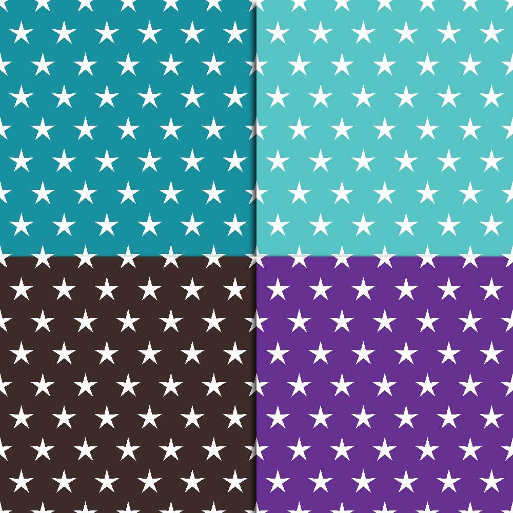 Star Digital Paper example image 3