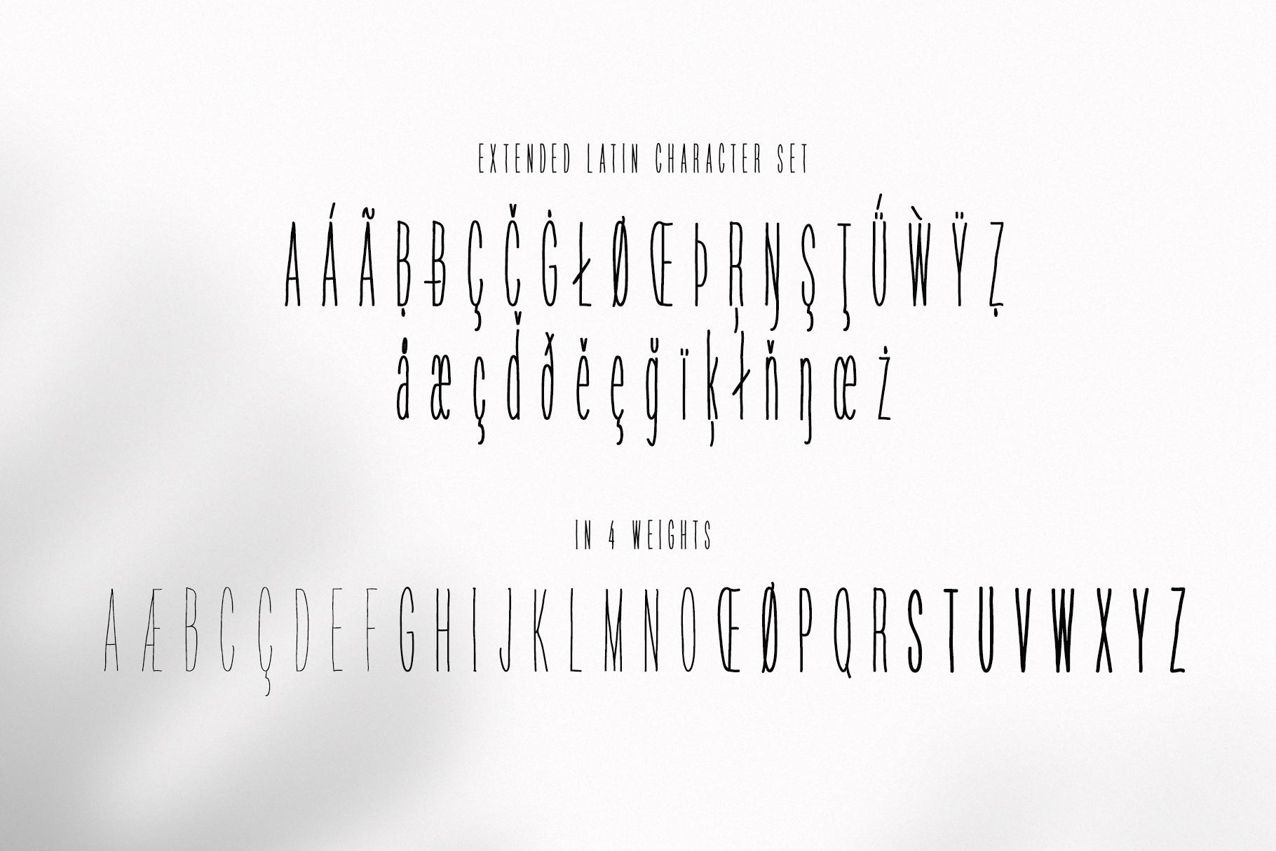 LÜKA | HandWritten Multilingual Font example image 6