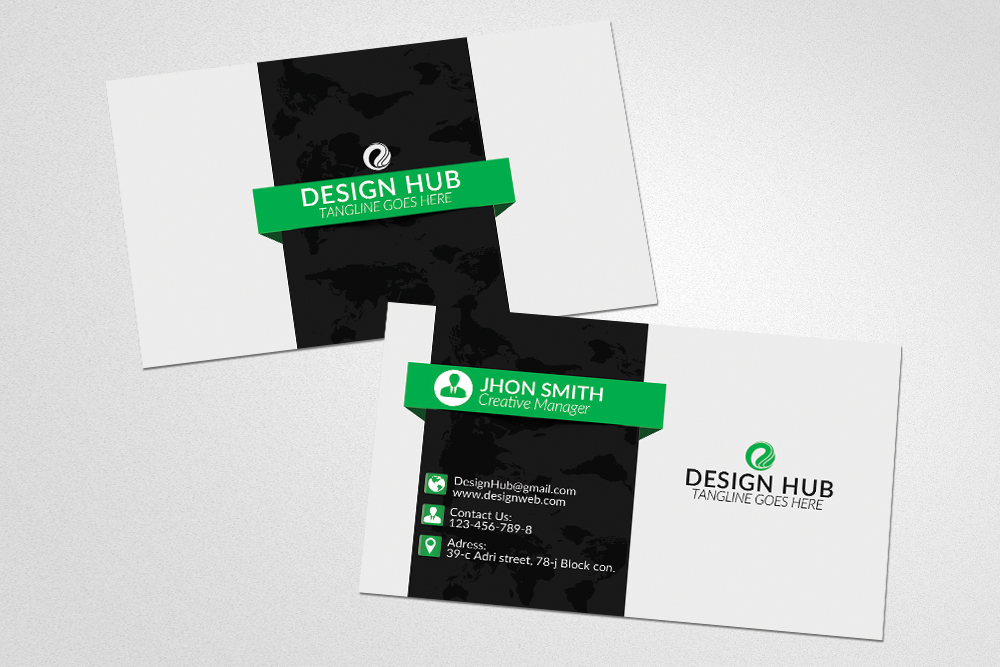 Business Cards Psd example image 3