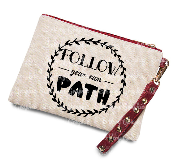 Follow Your Own Path | Cutting & Printable File | SVG | PNG example image 3