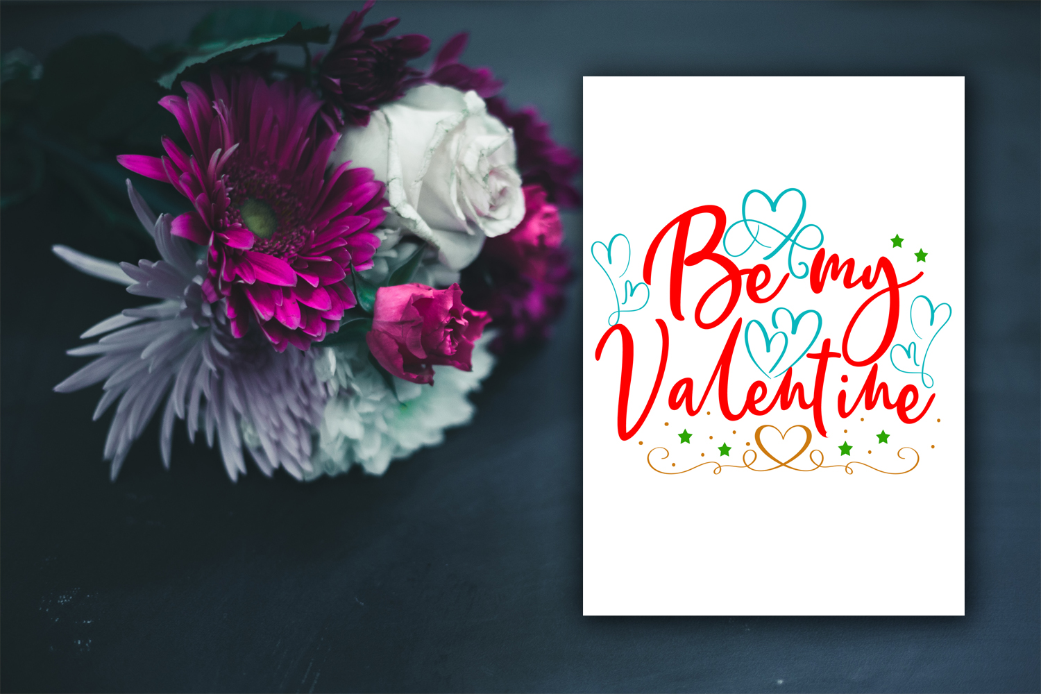 Cute Valentine's Day Cards- Printable Valentines Day Cards example image 6