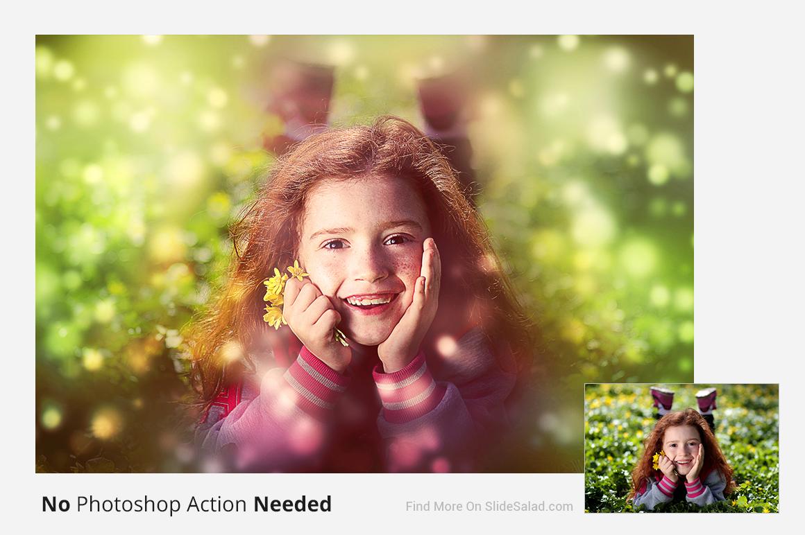 Soft Focus Photoshop Mock-ups example image 4