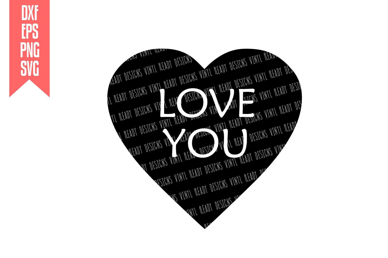 Conversation Hearts Bundle - Vector Clip Art - 9 Designs example image 6