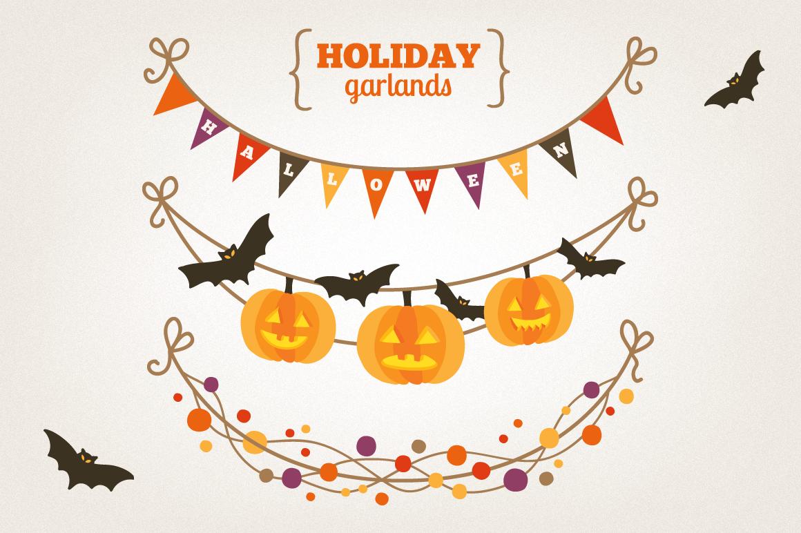 Halloween Design Pack example image 3