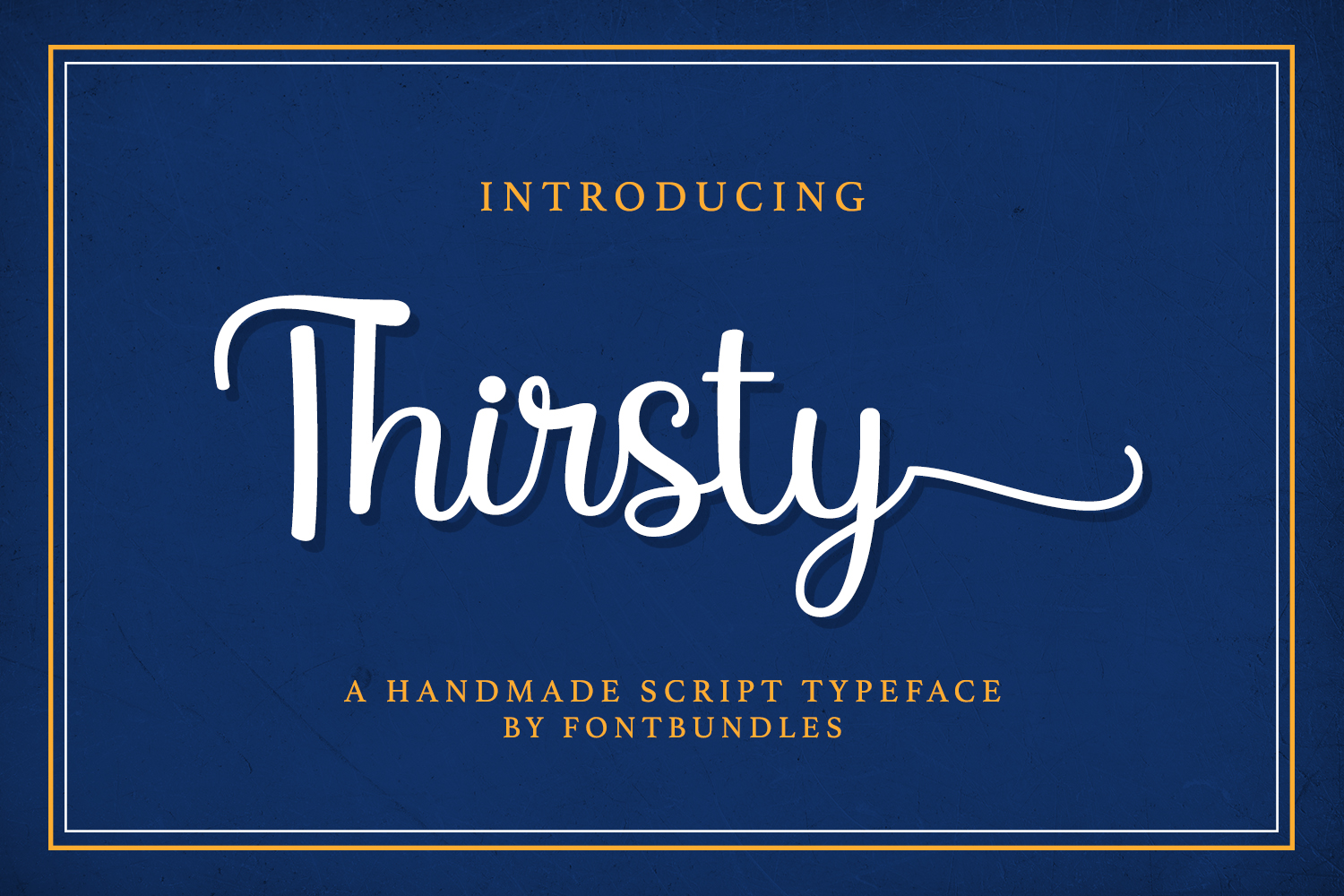 Thirsty example image 1