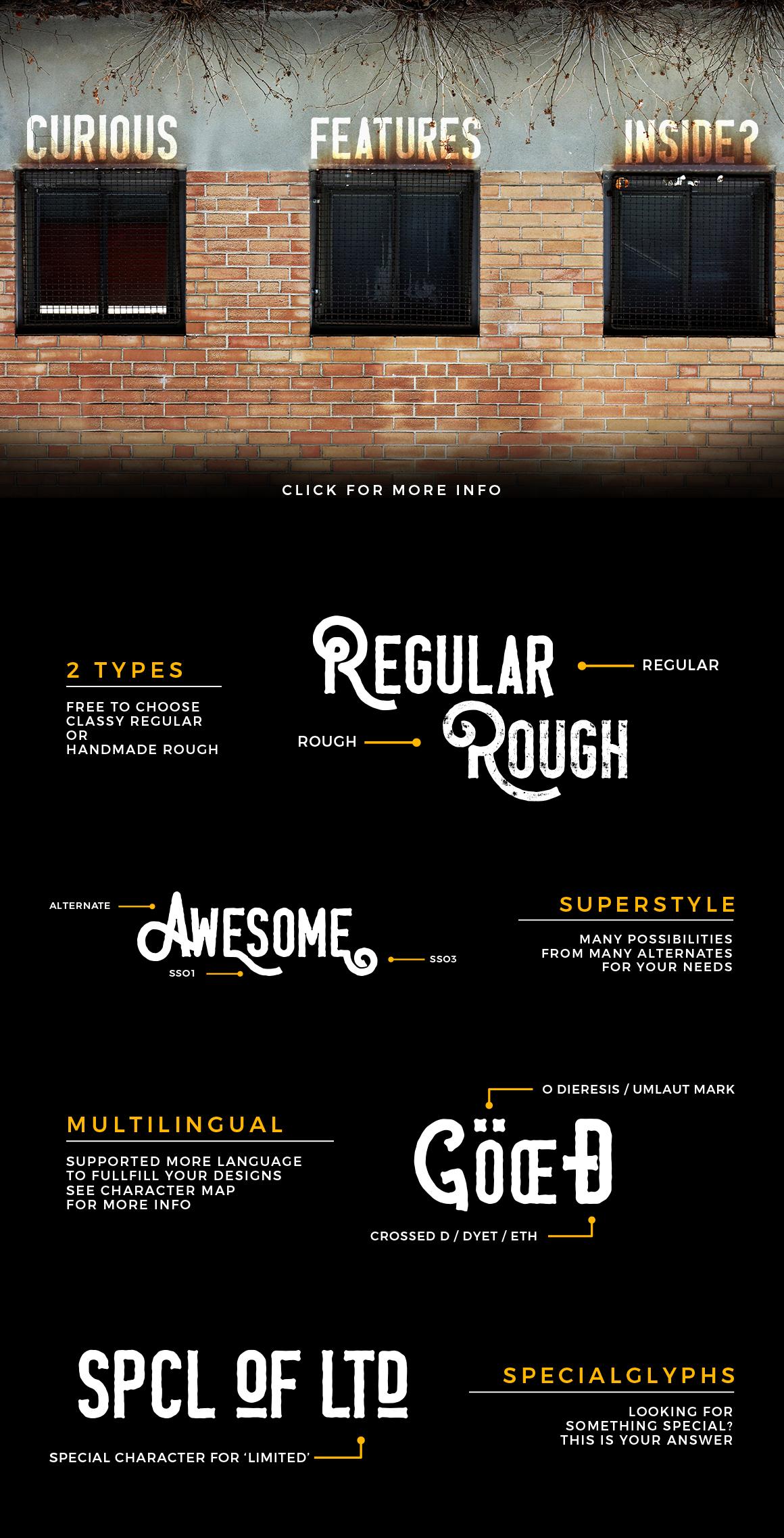 Saint Marche Typeface example image 2