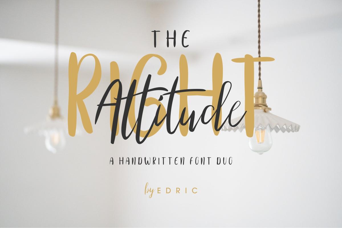 TheRightAttitude example image 2