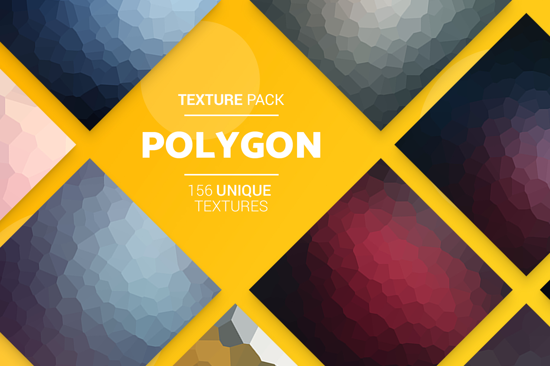 156 Polygon Textures example image 1