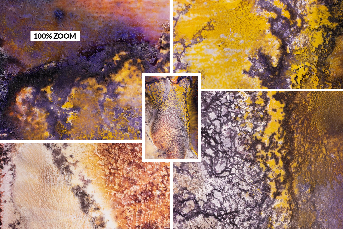 Acid - 50 Abstract Textures example image 4