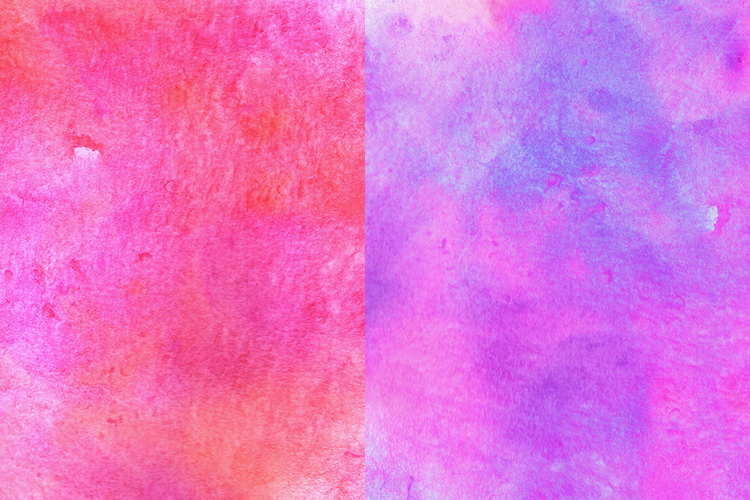 Bright watercolor texture. example image 5