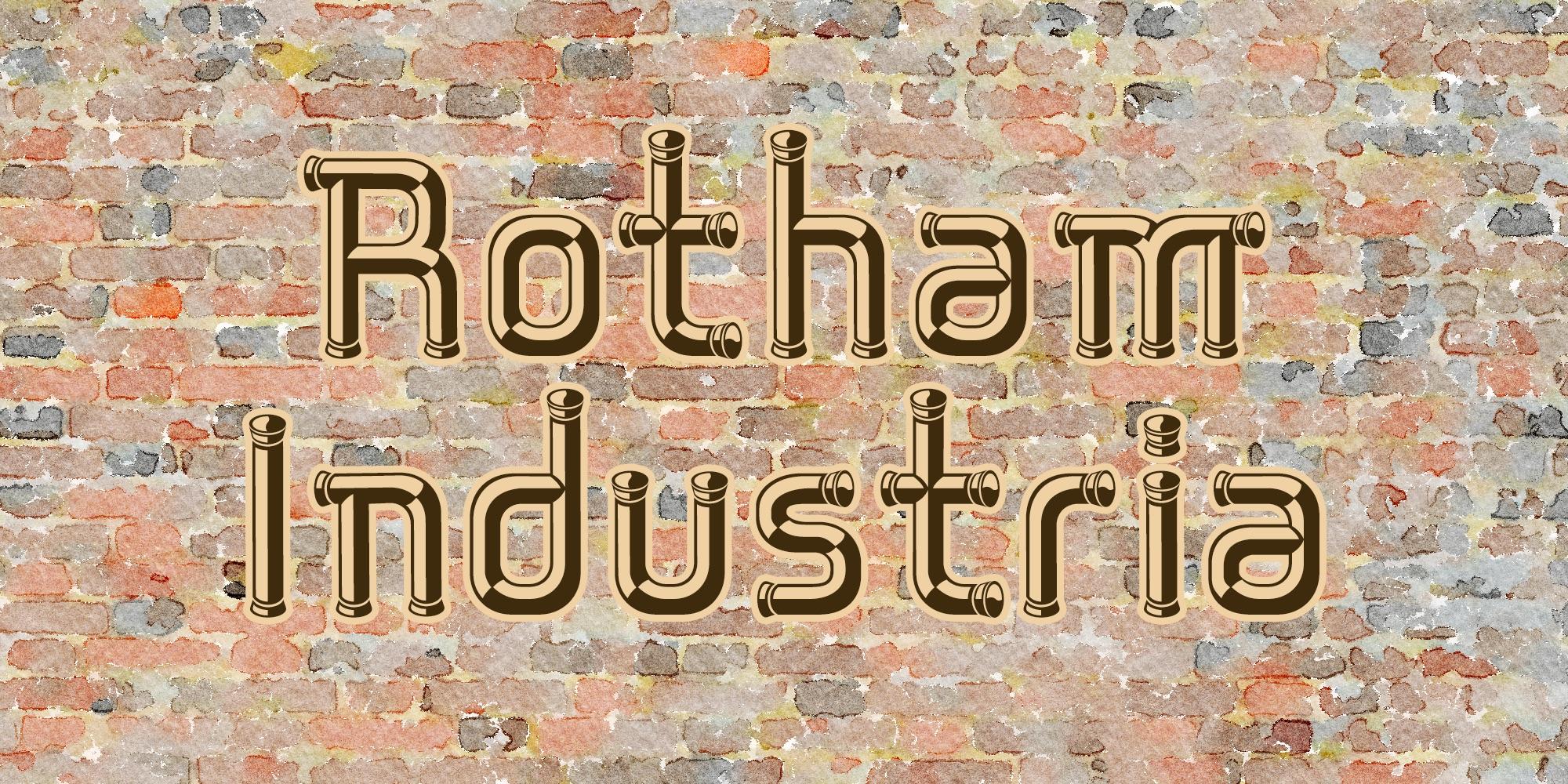 Rotham Industria example image 8