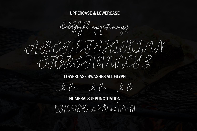 Belanda Font example image 9