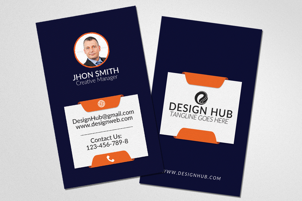 Business Cards Psd example image 2