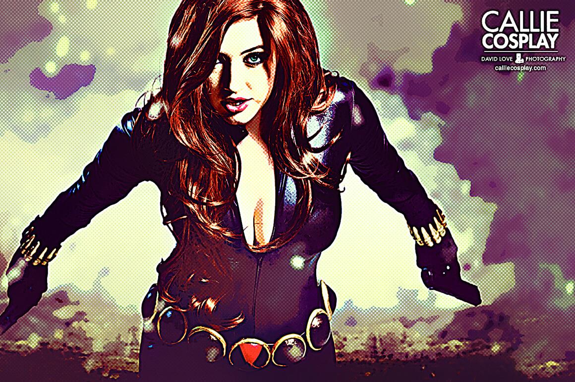 Retro Art - Photoshop Action example image 13