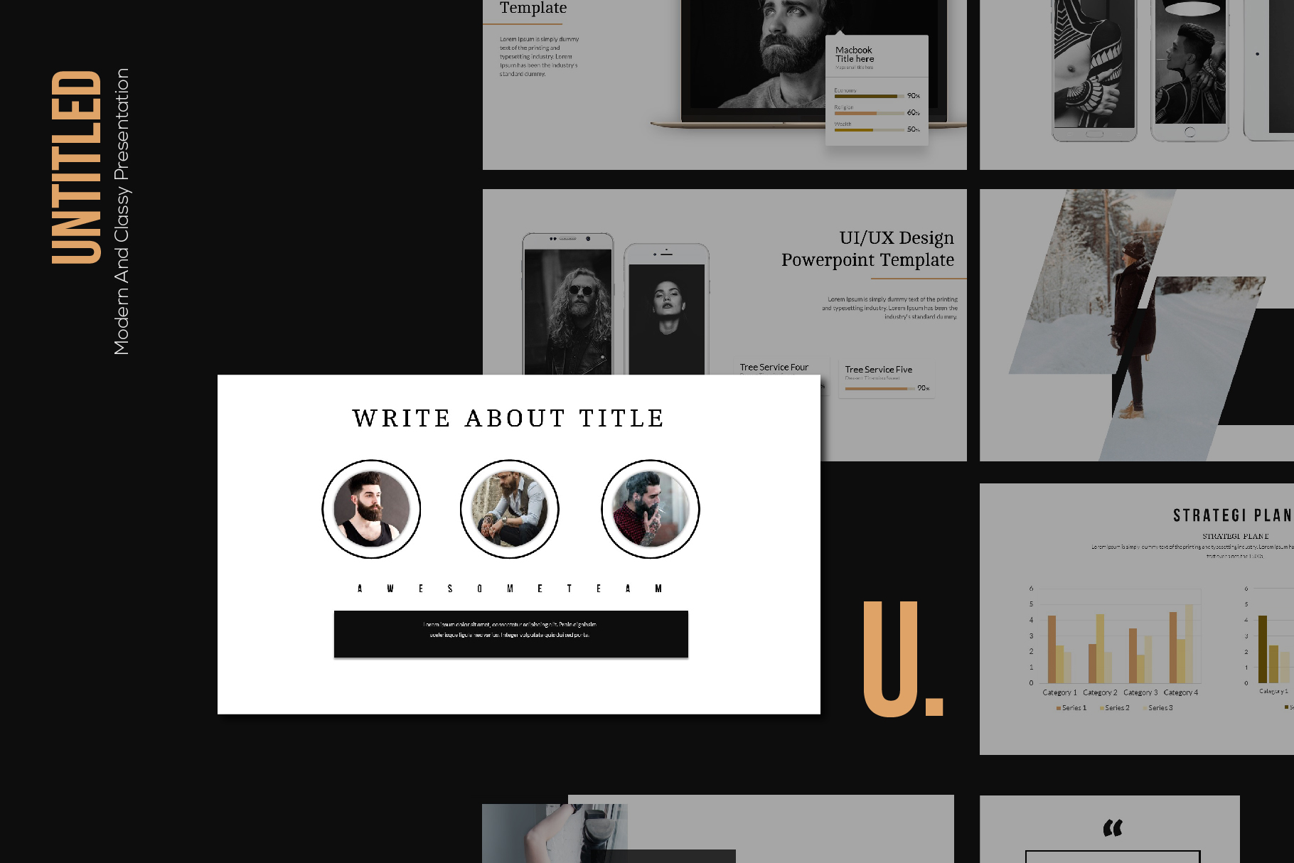 Untitled Business Keynote Template example image 7