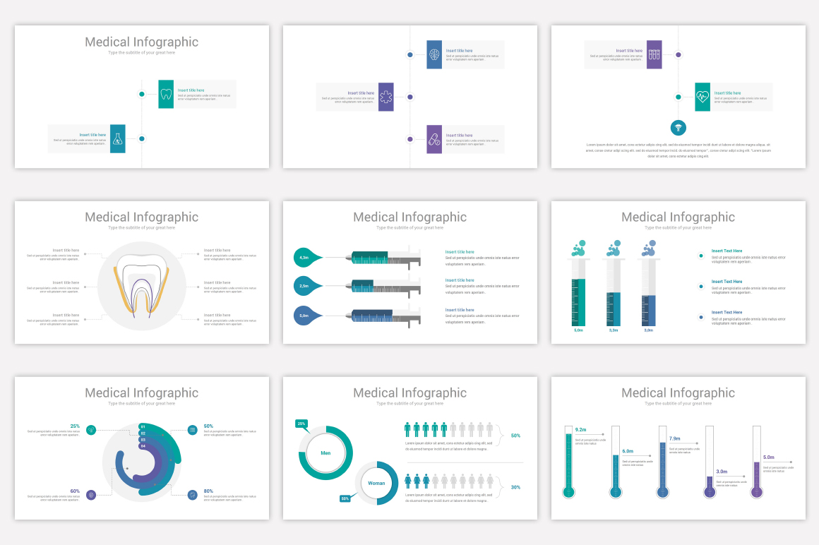 Medical Keynote Template Solutions example image 12