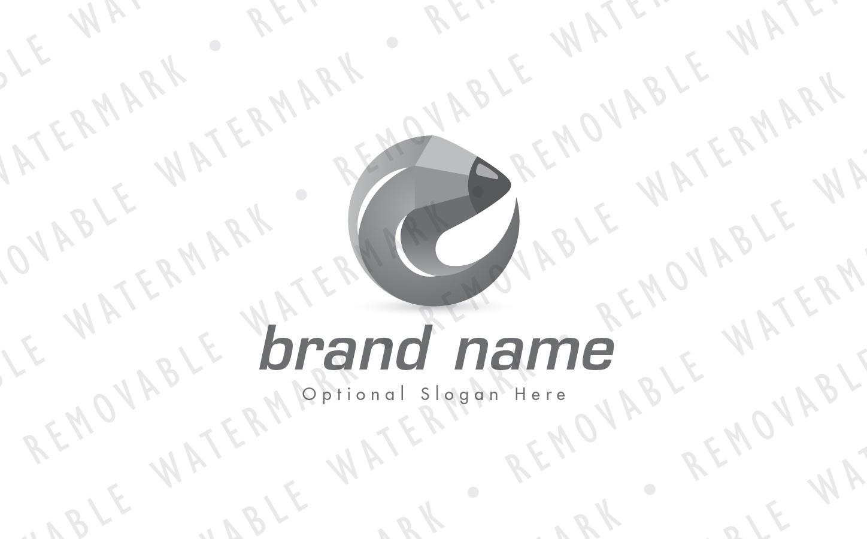 Pencil Circle Logo example image 4