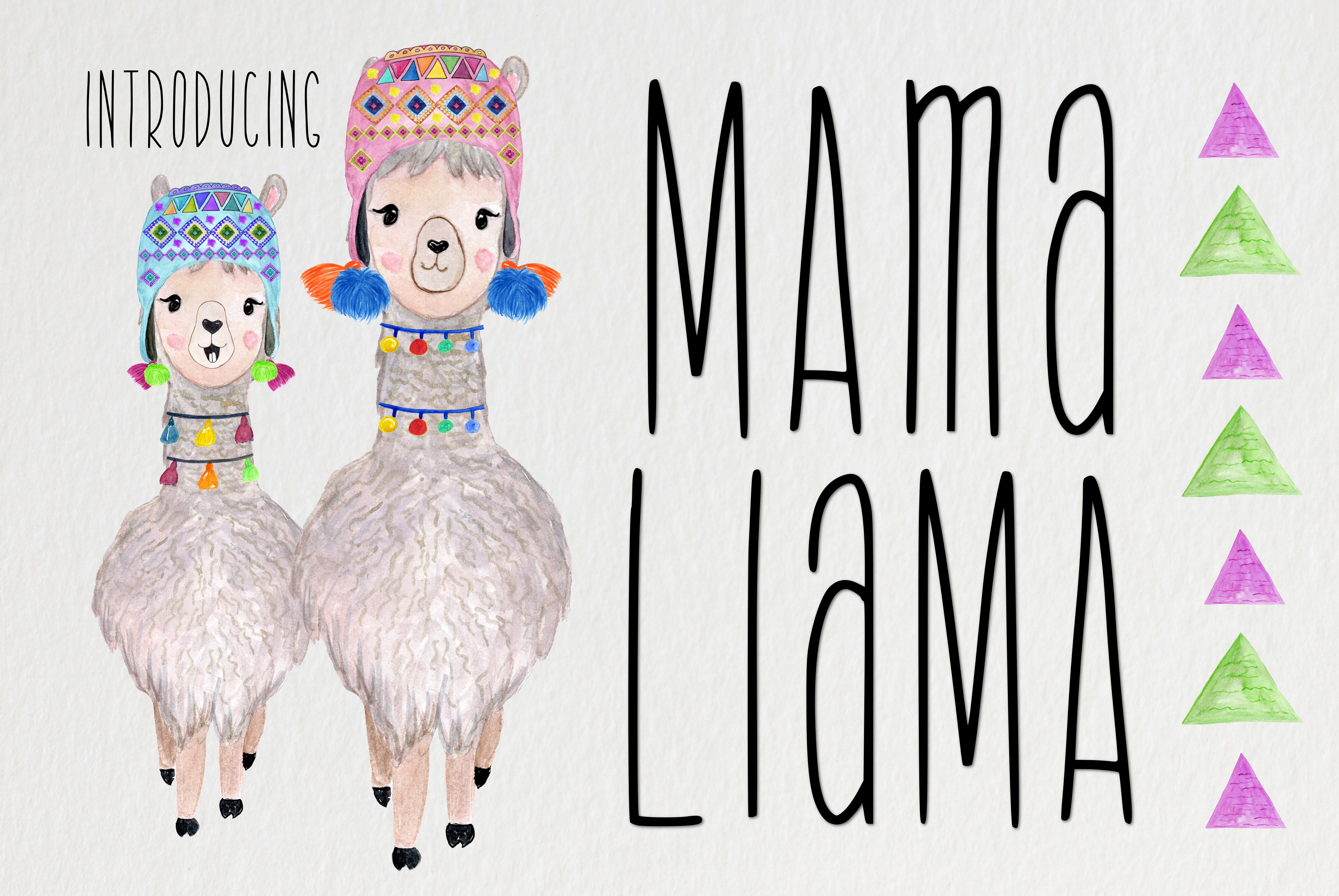 Mama Llama example image 1