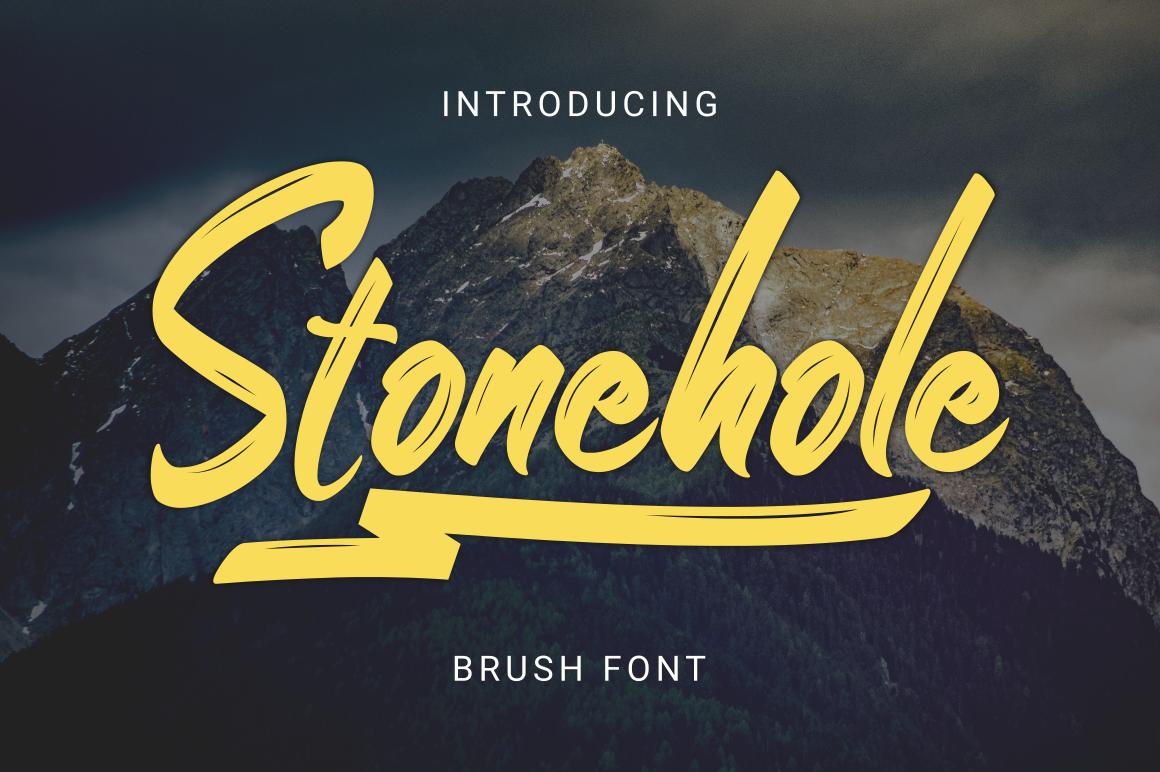 Stonehole example image 1