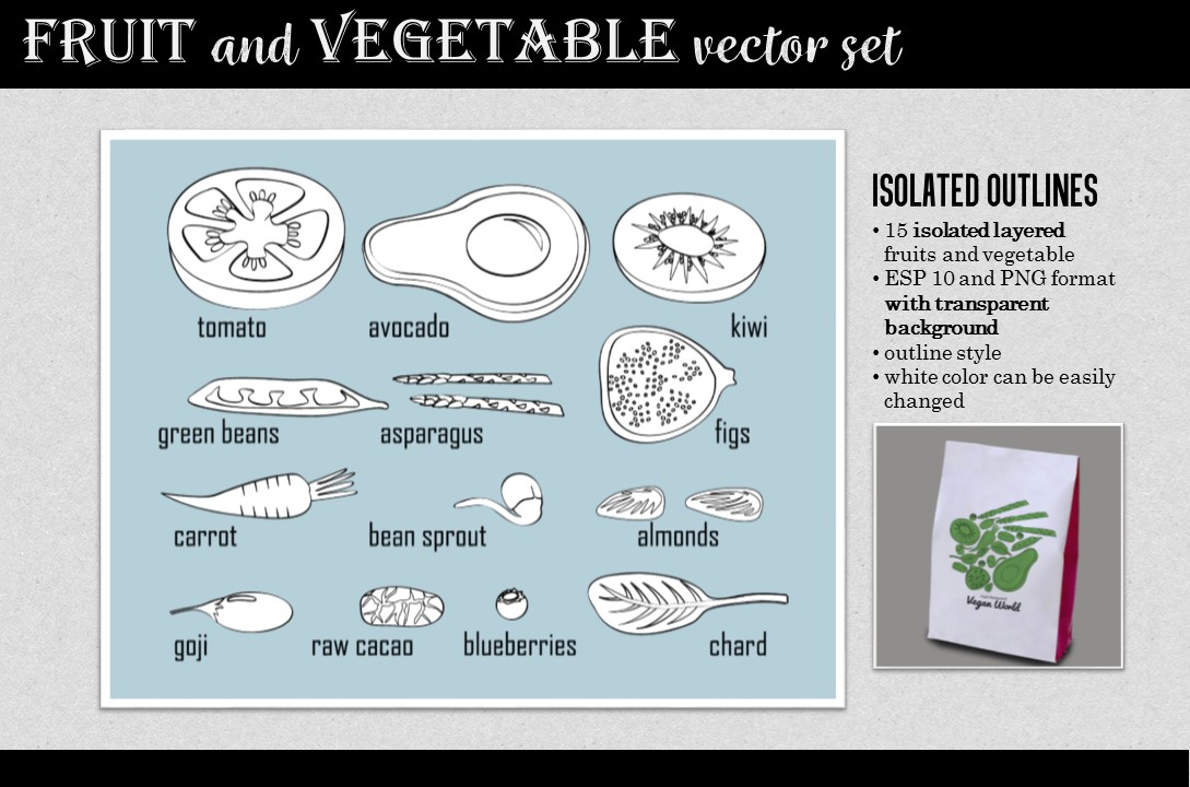 Vegan Design Kit example image 7
