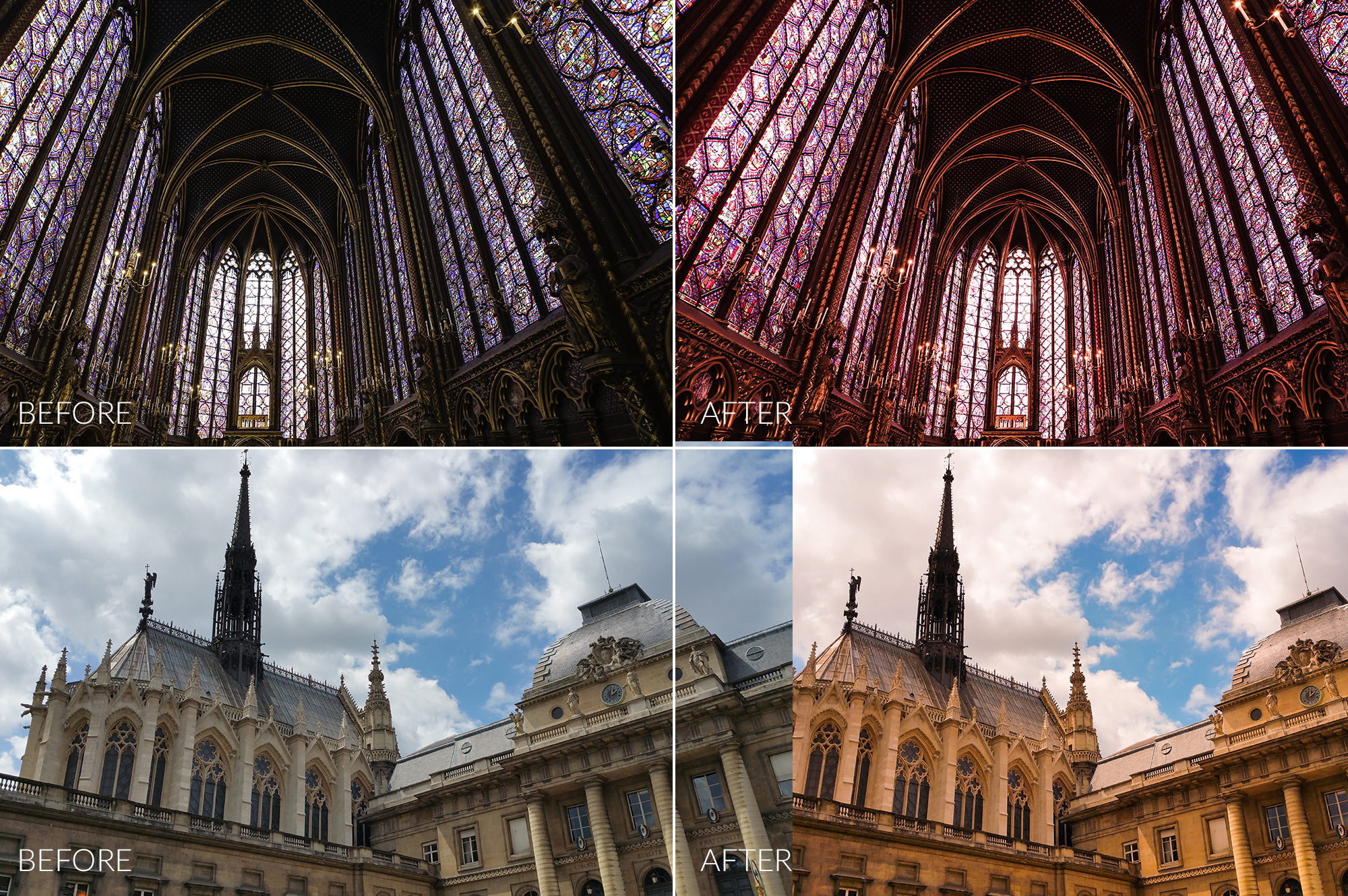 Gothic Lr Presets example image 3