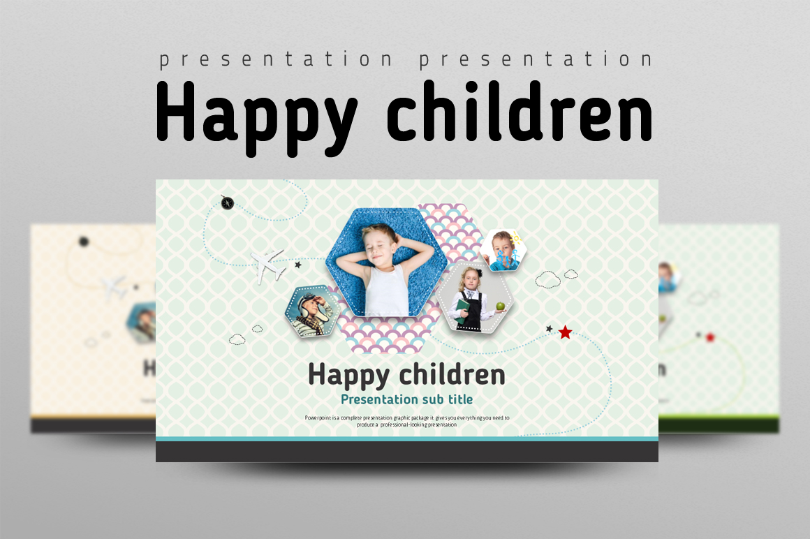 Children Education PPT example image 1