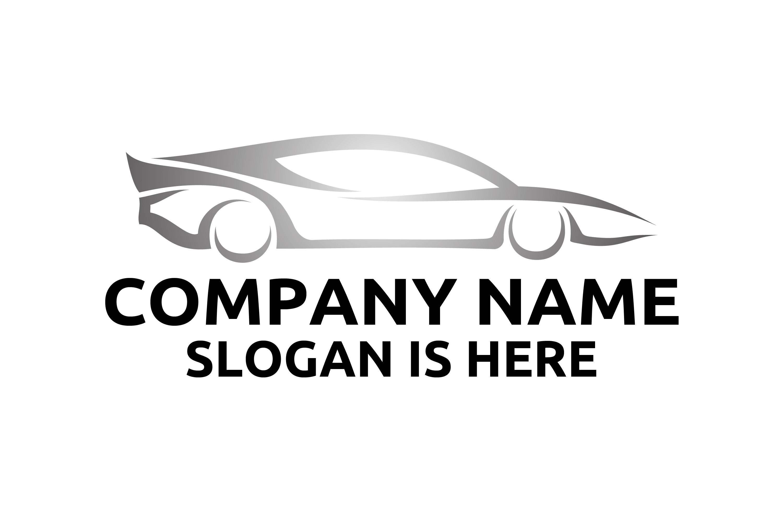 sport car logo, automotive vector logo design example image 5