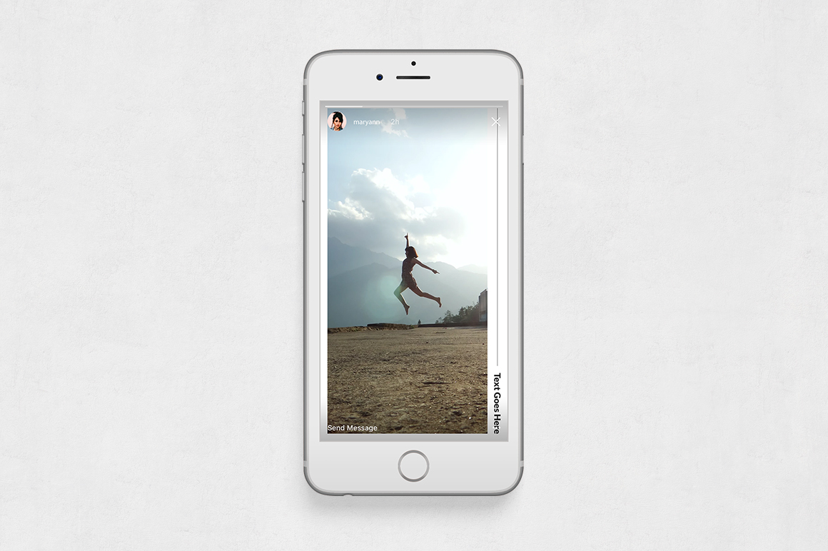 Dancing Instagram Stories example image 6