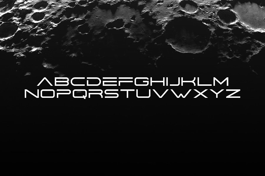 Centauri Typeface example image 4