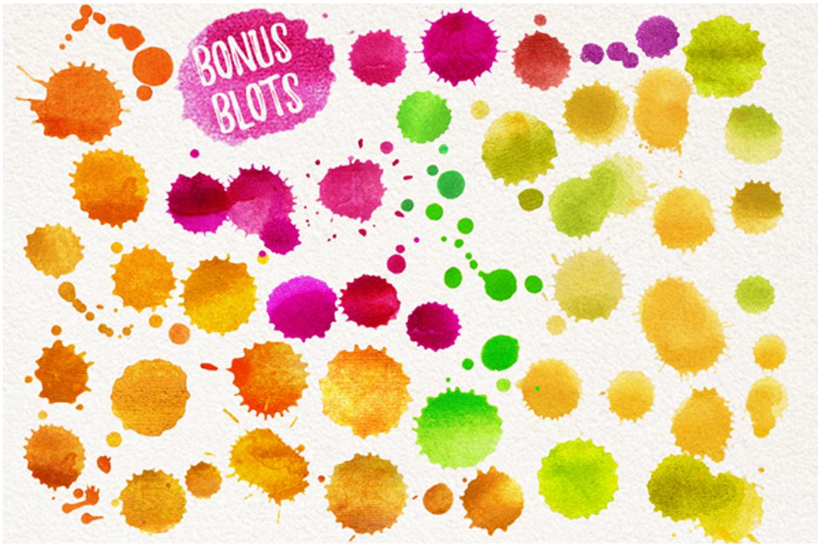 watercolor fruit vol.7 example image 11