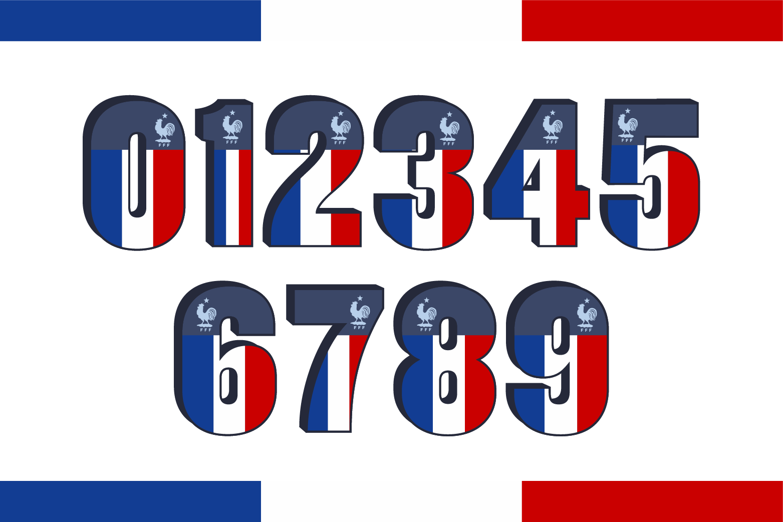 France Font example image 8