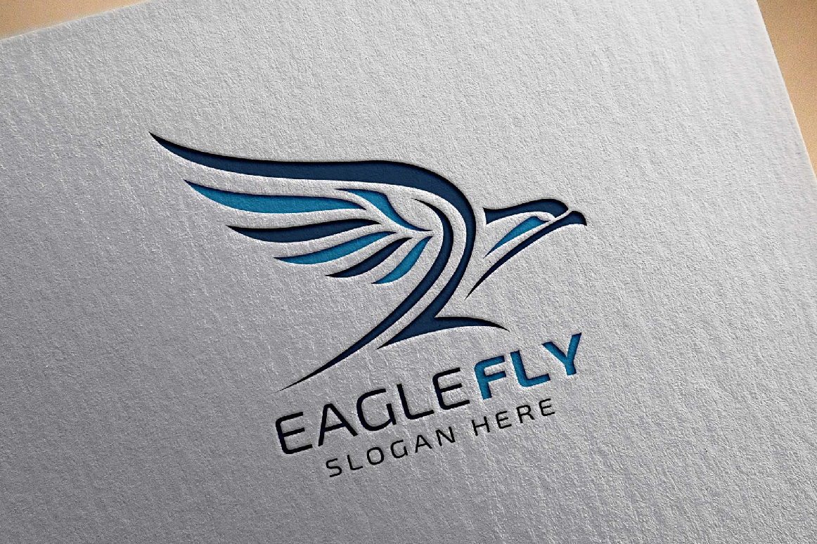 Eagle Star Logo Template example image 2