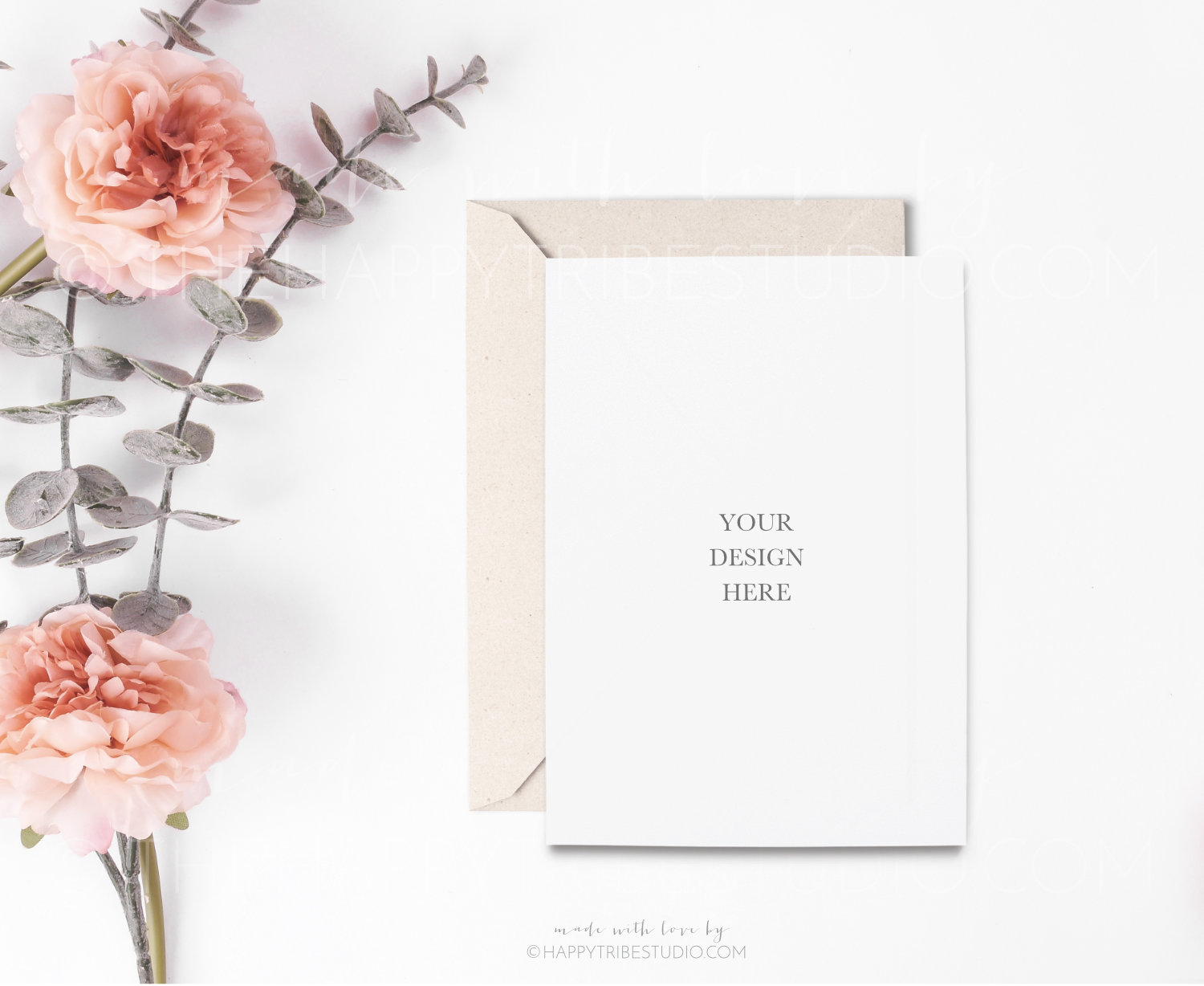Stationery Mockup Bundle example image 3