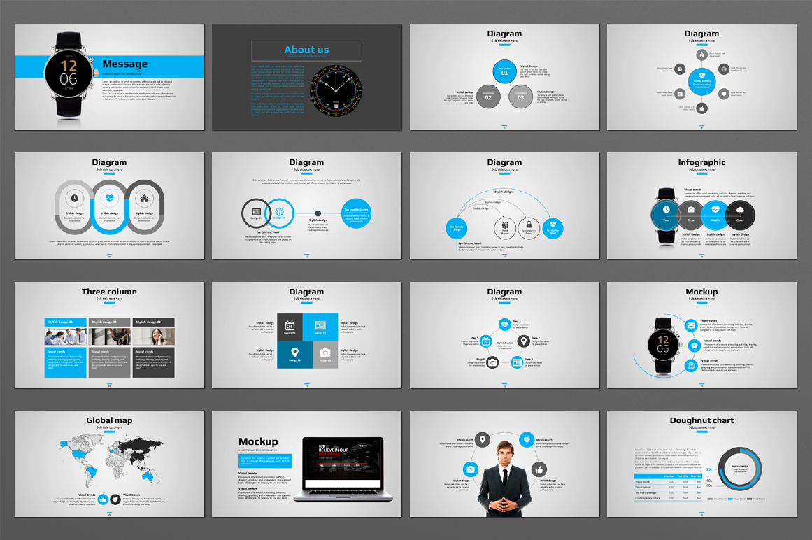 Smart Watch PPT example image 3