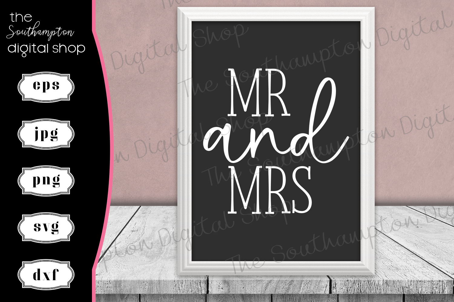 Mr & Mrs example image 1