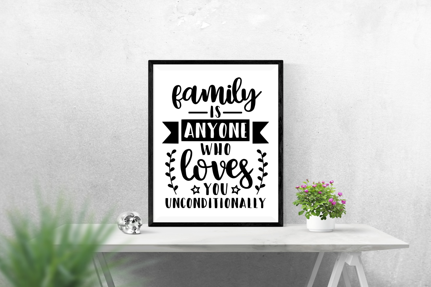 Family svg bundle, family quotes svg, home svg, love svg example image 4