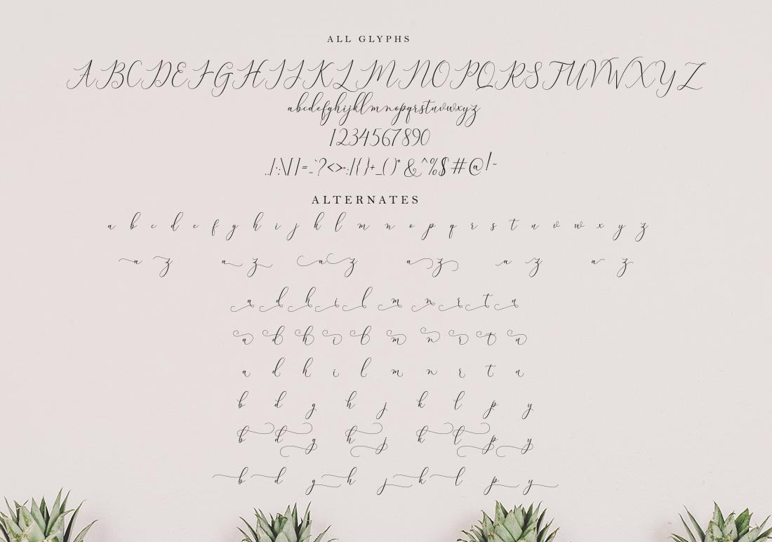 Bitthai Script example image 8