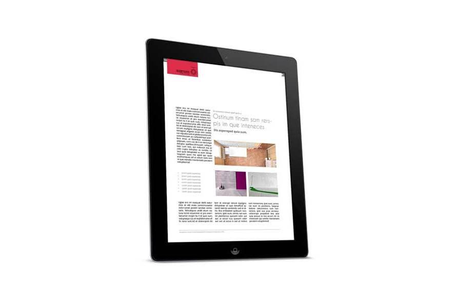 Multipurpose Digital Magazine Template example image 2