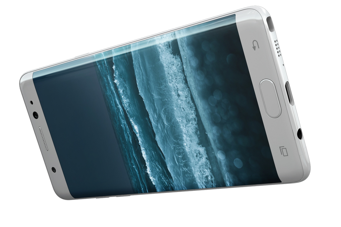 Samsung Galaxy Note 7 Gravity Mockup example image 16